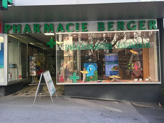 Pharmacie Berger - carnet de vaccination
